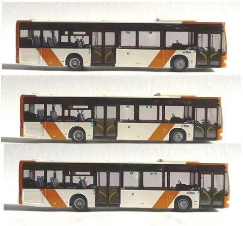 "MB Citaro II ""rnv / v-bus"" 3er Set"