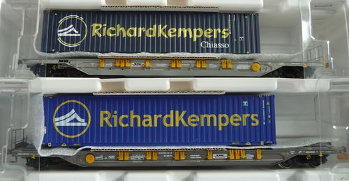 "2er-Set Taschenwagen T 4.0 ""Richard Kempers"""